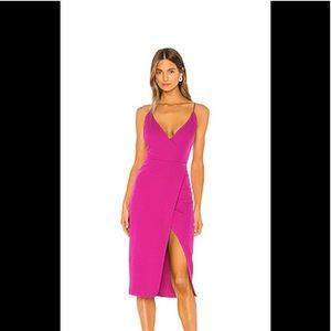 Gorgeous purple dress New